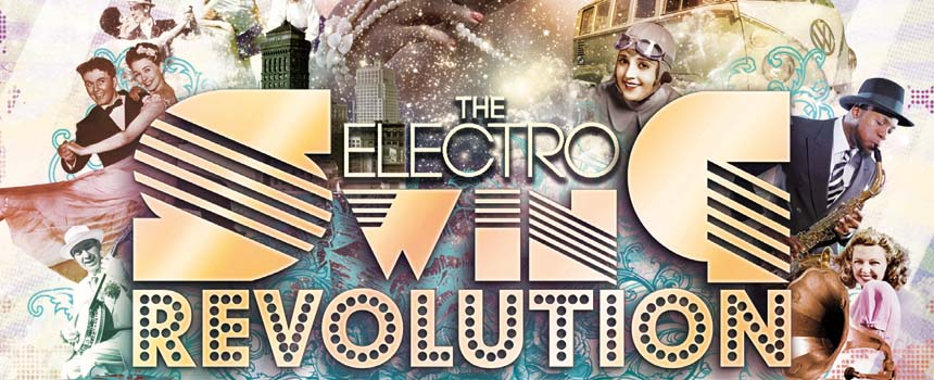 Sa 2. Februar - Electro Swing Revolution Party mit DJ Louie Prima (bln)